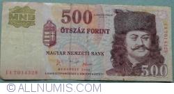 Imaginea #1 a 500 Forint 2006