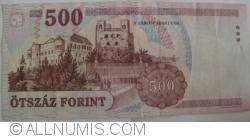 Imaginea #2 a 500 Forint 2007