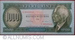 Imaginea #1 a 1000 Forint 1993 (16. XII.)