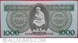 Imaginea #2 a 1000 Forint 1993 (16. XII.)