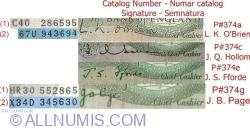 1 Pound ND (1960-1961)