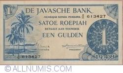 Imaginea #1 a 1 Gulden 1948 (2)