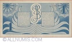 Imaginea #2 a 1 Gulden 1948 (2)