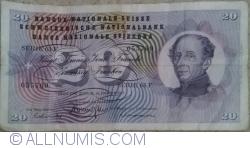 Image #1 of 20 Franken 1969 (15. I.)