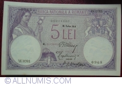 5 Lei 1914 (31. VII.)
