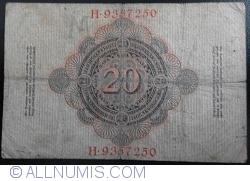 Image #2 of 20 Mark 1910 (21. IV.) - M