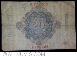 Image #2 of 20 Mark 1910 (21. IV.) - Z