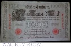 Image #1 of 1000 Mark 1910 (21. IV.) - P