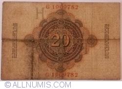 Image #2 of 20 Mark 1910 (21. IV.) - H
