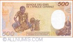 Image #2 of 500 Francs 1986 (1. I.)