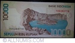 Image #2 of 10000 Rupiah 1998/2002