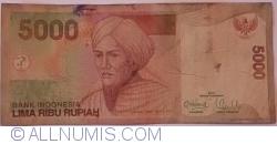 Image #2 of 5000 Rupiah 2013 (2)