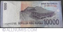 Imaginea #2 a 10000 Rupiah 2015