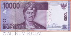 Imaginea #1 a 10000 Rupiah 2010