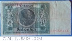 Image #2 of 10 Reichsmark 1929 (22. I.) - P