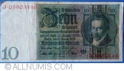 Image #1 of 10 Reichsmark 1929 (22. I.) - P
