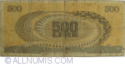 Image #2 of 500 Lire 1970 (23. II.)