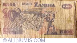 100 Kwacha 2003