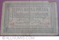 Image #2 of 1 Marka Polska 1919 (17. V.)