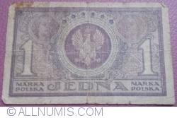 Image #1 of 1 Marka Polska 1919 (17. V.)