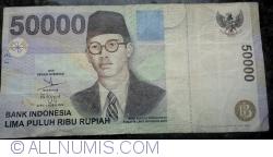 50000 Rupiah 1999/2004