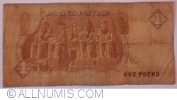 Image #2 of 1 Pound 1983 (20. I.)