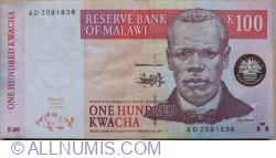 100 Kwacha 1997 ( 1. VII.)
