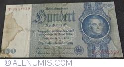 Image #1 of 100 Reichsmark 1935 (24.VI) - B