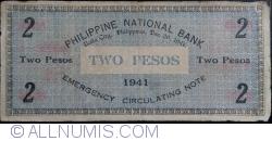 Imaginea #2 a 2 Pesos 1941