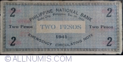 Image #2 of 2 Pesos 1941