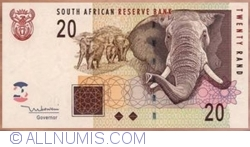 Image #1 of 20 Rand ND (2005)
