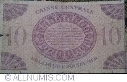 Image #2 of 10 Francs L. 1944