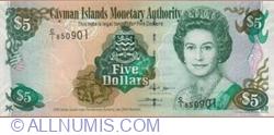 Image #1 of 5 Dollars 2005