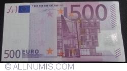 Image #1 of 500 Euro 2002 - P (Netherlands)