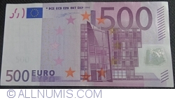 Image #1 of 500 Euro 2002 - S (Italy)