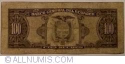 Imaginea #2 a 100 Sucres 1980 (24. V.) - Serie VP