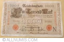 Image #1 of 1000 Mark 1910 (21. IV.) - N