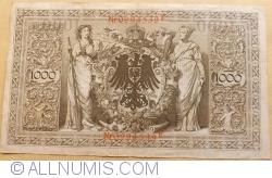 Image #2 of 1000 Mark 1910 (21. IV.) - J