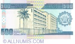 500 Franci 2013 (31. X.)