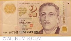 Imaginea #1 a 2 Dolari ND (2005)