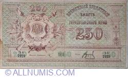 Imaginea #1 a 250 Ruble 1919