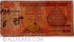 Imaginea #1 a 100 Rupii 2004 (01. VII.)