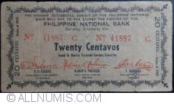 20 Centavos 1942