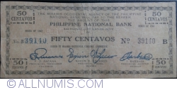 Image #1 of 50 Centavos 1942