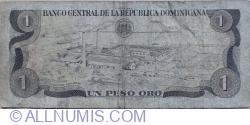 1 Peso Oro 1984
