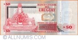 Image #2 of 50 Pesos Uruguayos 2003
