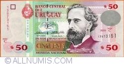 Image #1 of 50 Pesos Uruguayos 2003