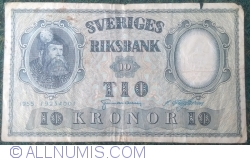 Image #1 of 10 Kronor 1955 - 1