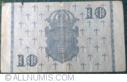 10 Kronor 1955 - 1
