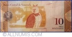 Imaginea #2 a 10 Bolivares 2011 (3. II.)